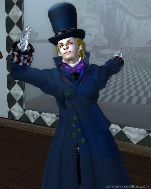 Jervis Tetch, aka The Mad Hatter