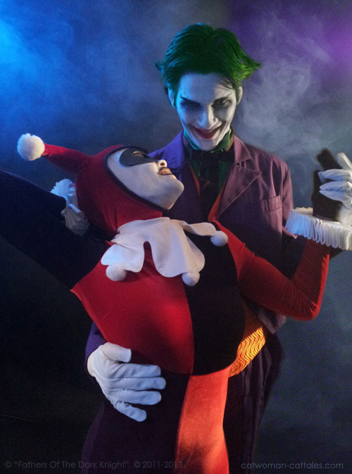 Fathers of the Dark Knight: Joker and Harley