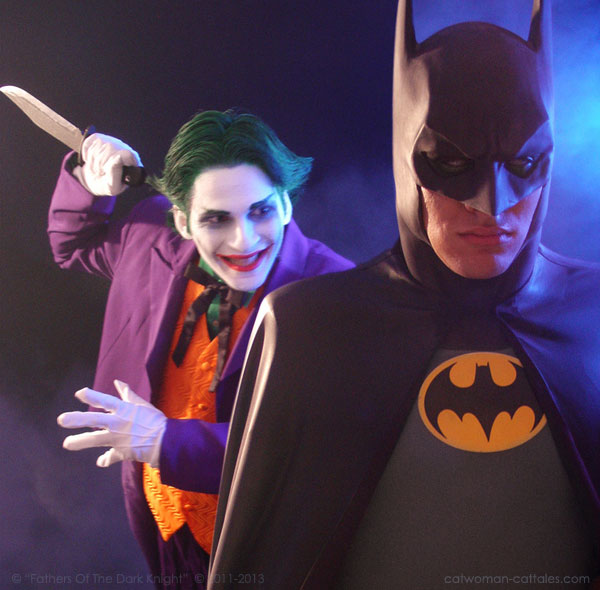 Fathers of the Dark Knight: Batman vs Joker