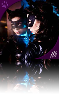 Dark Knight Rises Catwoman Cosplay