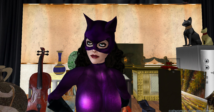 Cat-Tales Catwoman