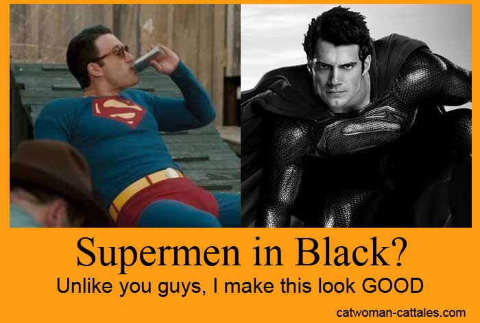 Supermen in Black
