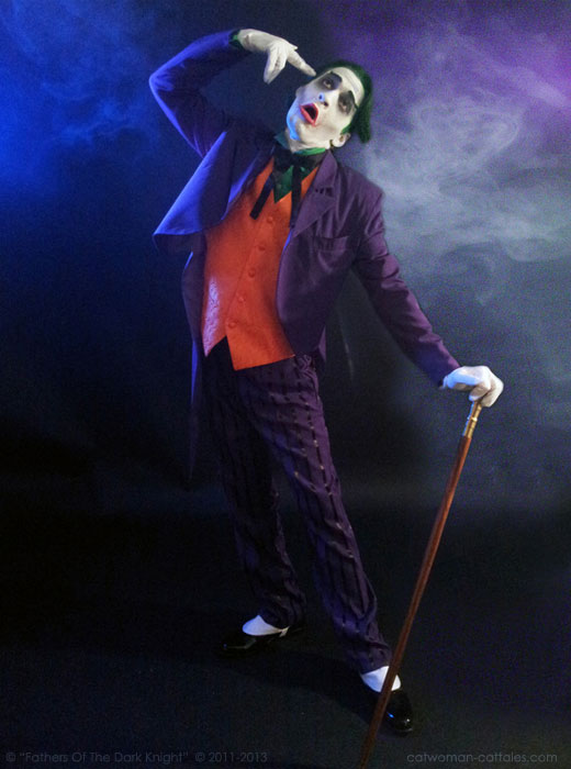 Fathers of the Dark Knight: Joker