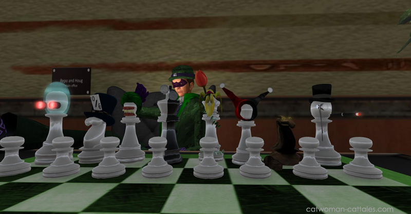 thegothamrogues-chess-set