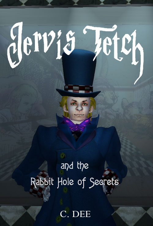 Jervis Tetch and the Rabbit Hole of Secrets
