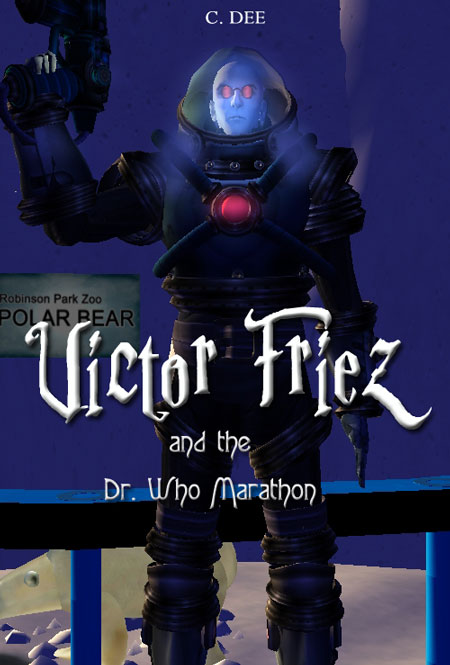 Victor Friez and the Dr. Who Marathon