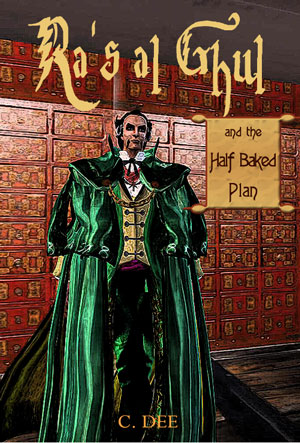 Ra's al Ghul and the Half-Baked Plan