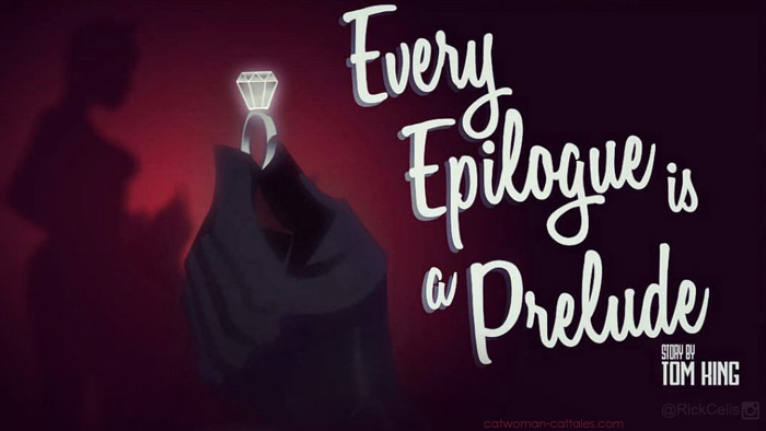 Every Epilogue is a Prelude by Rick Celis