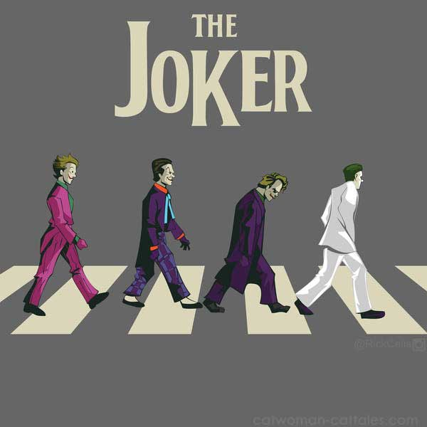 Joker Road by Rick Celis