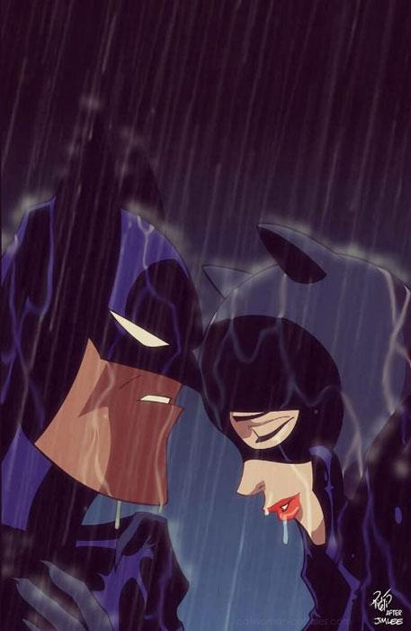 Batman 50 by Rick Celis after Jim Lee