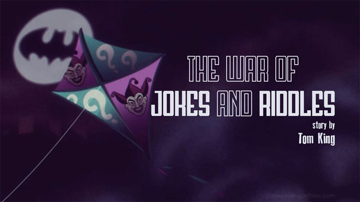 The War of Jokes and Riddles by Rick Celis