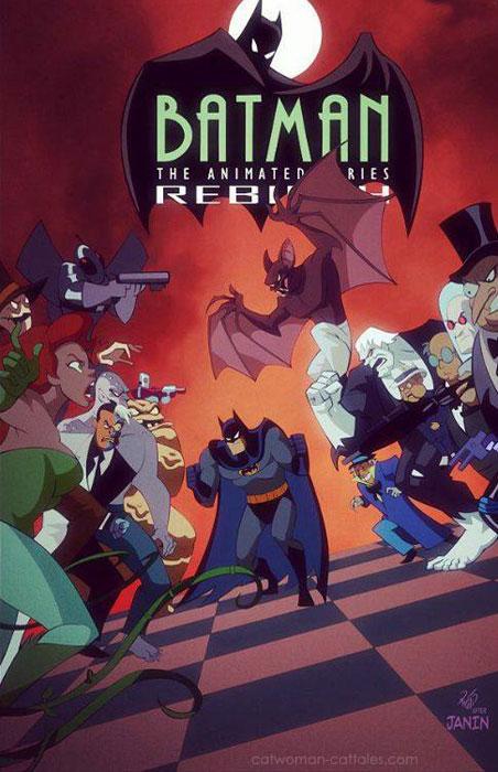 Batman 29 by Rick Celis
